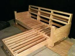 wood couch frame sofa plans build your own couch with wood framed couch aj
