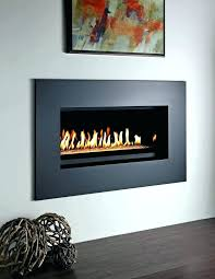 wall mount gas fireplace home depot ed vent free hanging