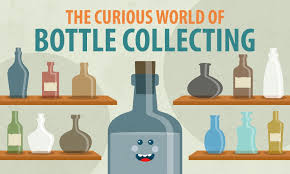 the curious world of bottle collecting and the people who collect them