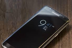 Samsung Smartphone Design Samsungs Galaxy S7 Makes It A Design Leader The Verge