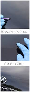 easy way to repair car paint chips and scratches get the how to and