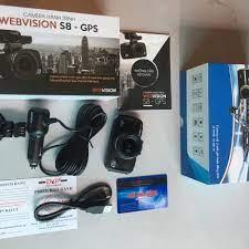 Camera hành trình thông minh Webvision S8