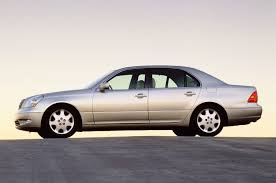2001 Lexus LS430 Reviews and Rating | Motor Trend