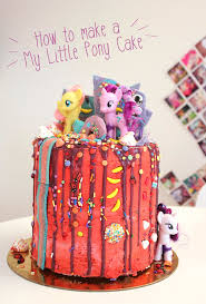 my little pony cake cherryandme com