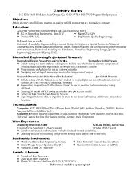 Resume For Career Fair Professional Resume Templates