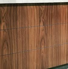 grain matched black walnut wood veneer by northern contours cabinet doors