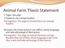 animal farm essay topics okl mindsprout co animal farm essay topics