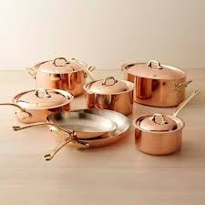 if you live for aesthetics you simply can t deny the look and feel of glass top stoves and copper cookware with these two beautiful kitchen tools combined