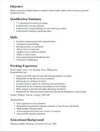 Cashier Duties Resume Target Cashier Resume Cashier Job Description