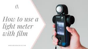 Using A Light Meter The Basics Of Using A Light Meter With Film