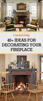Living Room With Fireplace Decorating Fireplace Designs Fireplace Photos