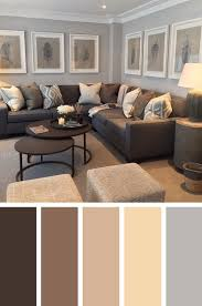 living room furniture color schemes. 1. Coffee With Cream On A Rainy Day Living Room Furniture Color Schemes I