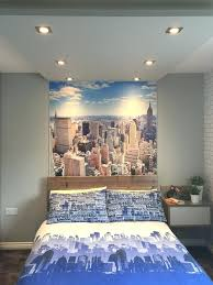 Delightful New York Themed Bedroom New Themed Bedroom New York City Themed Bedroom  Decor .