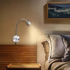 dimmable reading lamps led wall