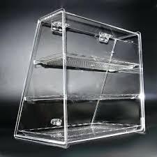 superb acrylic countertop display case countertop acrylic lucite countertop display case showcase box cabinet