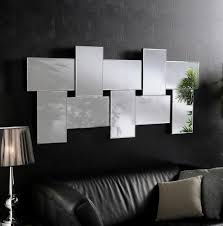 ceres large modern bevelled wall mirrors  decoración  pinterest