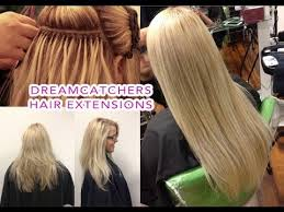 Dream Catchers Hair Extensions Before And After Hellocindee DREAMCATCHERS HAIR EXTENSIONS Individual 2