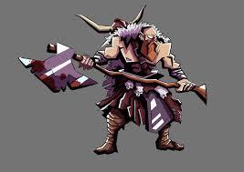 ArtStation - Big axe viking, Alex Marmol