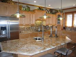Colonial Gold Granite Kitchen Granite Countertops Geriba Granite Kitchen Countertops With