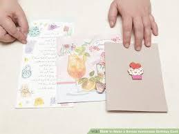 Simple birthday cards to make ~ Simple birthday cards to make ~ How to make a simple handmade birthday card steps