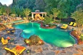 Backyard Pool Designs Landscaping Pools Interesting Best Backyard Pools Swimming Pool Ideas For Backyard For Best