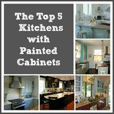 kitchens with painted cabinetsVote For Your Favorite Kitchen with Painted Cabinets  Hooked on
