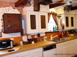 Exposed Brick Kitchen Exposed Brick In Kitchen Josephbounassarcom