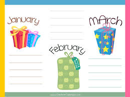 Perpetual Birthday Calendar Template Download : Sellerswashes.tk