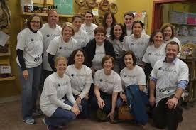 new rolling meadows headquart arthur j gallagher co chicago il middot arthur j gallagher amp co photo of itasca hr team volunteering at