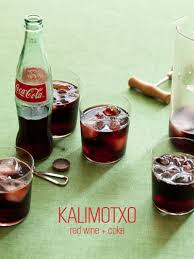 a recipe for kalimotxo red wine and e kalimotxo drink