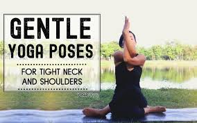 12 gentle yoga poses to relieve tight