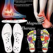 1 Pair Magnetic Massage Insole Women Men Breathable ... - Vova