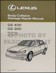 2002 lexus gs 300 and gs 430 wiring diagram manual original related items