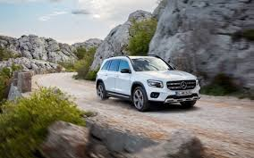 With its striking suv design and all the comfort highligh. Mercedes Benz Glb Unveiled With Off Road Chops Up To Seven Seats The Car Guide