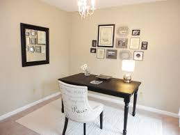 cheap home office. Furniture, Cream Wall Chandelier Black Desk Ideas Cheap Home Office Decozt Room Interior Decoration In O