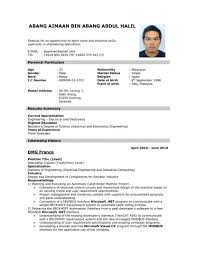 Resum How To Make A Resume Examples Example Prepare Sample Of Resum Sevte 12