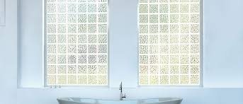 acrylic glass block windows and ornate glass windows