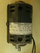 v electric motor robbins myers 120v 1 40hp 1ph const duty electric motor 50 60hz