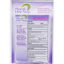 I Took Plan B While On Birth Control Plan B Morning After Pill 10 Off Coupon Cvs Com