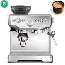 Giảm còn 16,468,000đ khi mua Máy pha cà phê Breville 870 chuẩn Espresso  hàng nhập ÚC mới - sản phẩm được mua nhiều cho phân khúc quán, văn phòng  vừa - dòng