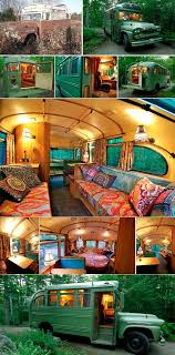 Hippie Buses 1260 Best Camper Bus Conversions Images On Pinterest Bus