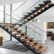 Staircase Side Railing Designs China Indoor Patch Fitting Side Mounted Glass Balustrade For