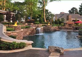 backyard pool designs. Fine Pool Invigorating Backyard Pool Ideas U0026 Landscapes Designs  Sebring Design  Build Throughout O