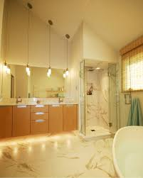 cove lighting diy. light canvas diy bathroom modern with double vanity sloped ceiling cove lighting