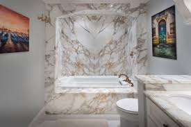 image of italy calacatta gold marble countertops