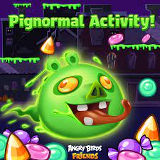 Warning! Two weeks of Pignormal... - Angry Birds Friends
