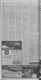 The Peterborough Transcript May 1, 2003: Page 8