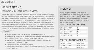 Msr Helmet Size Chart Details About Msr 2017 Adult Helmet Legend 71 Mav3 Black White Red Small Motocross Enduro Quad