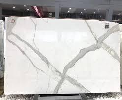 Marmo Granite By Design Luxury Calacatta White Marble Slab Mob Wa Wechat