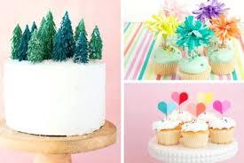 Diy Cake Toppers Joshearlme